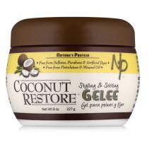 Coconut Restore Styling & Setting Gelee 8 oz