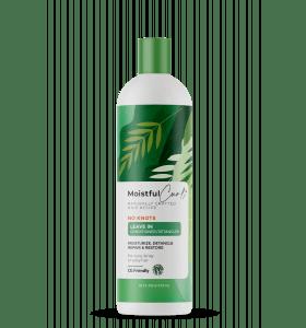 Moistful Curl  No Knots leave in conditioner / detangler 473 ml